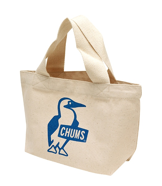 CHUMS Booby Mini Canvas Tote 2018SS