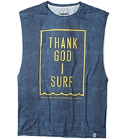 ROIAL Slide Away Surf Tank 【OSHMAN'S別注】 2018SS