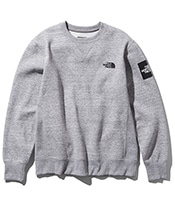 THE NORTH FACE Square Logo Crew NT61931