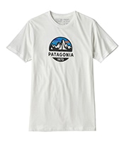 PATAGONIA Fitz Roy Scope Organic Cotton T-Shirt 2019SS (39144)