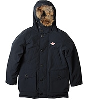 DANTON Fur Down Coat