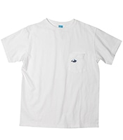 GOOD ON Pocket Tee Whale 【OSHMAN'S別注】2019SS