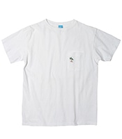 GOOD ON Pocket Tee Palmtree 【OSHMAN'S別注】2019SS