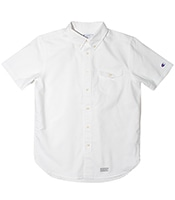 CHAMPION Coolmax Oxford Button Down S/S Shirt 2019SS