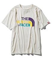 THE NORTH FACE S/S Colorful Logo Tee 2019SS
