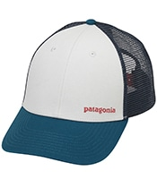 PATAGONIA Small Text Logo Lowepro TrackerHat 2019SS