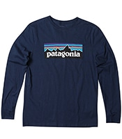 PATAGONIA Boys' Long-Sleeved Graphic Organic T-Shirt 62229