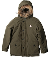 DANTON Fur Down Jacket