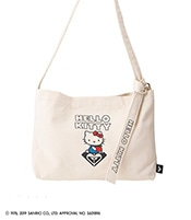 ROXY Hello Kitty Canvas Shoulder 2019FW