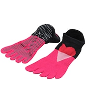 TOESOX Grip Low Rise Full Toe