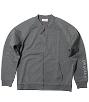 OVADIA+ Climate Fleece Zip Sweatshirt
