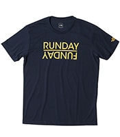 THE NORTH FACE Runday Tee 2018SS