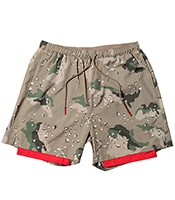 OVADIA+ Aire 1.0 Training Shorts Desert Camo