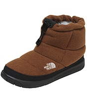 THE NORTH FACE W Nuptse Bootie Wool IV Short 2018FW (NFW51879)