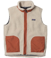 PATAGONIA Kids' Retro-X Fleece Vest 65619