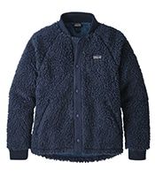 PATAGONIA Girls' Retro-X Fleece Bomber Jacket 2019FW