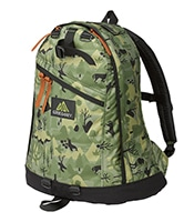 GREGORY Daypack YH-YH CAMO 119659