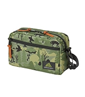 GREGORY Pad Shoulder Pouch M YH-YH CAMO 119663