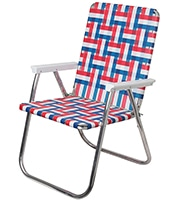 LAWN CHAIR Deluxe Chair