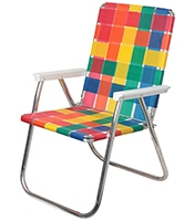 LAWN CHAIR Deluxe Chair 【OSHMAN'S別注】