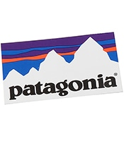PATAGONIA Shop Sticker 92073