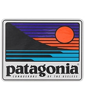 PATAGONIA Up&Out sticker