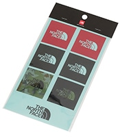 THE NORTH FACE TNF 4Type Logo sticker