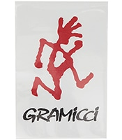 GRAMICCI  Gramicci Sticker Running Man&Logo Box