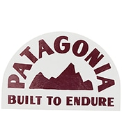 PATAGONIA Geologers Sticker 92110